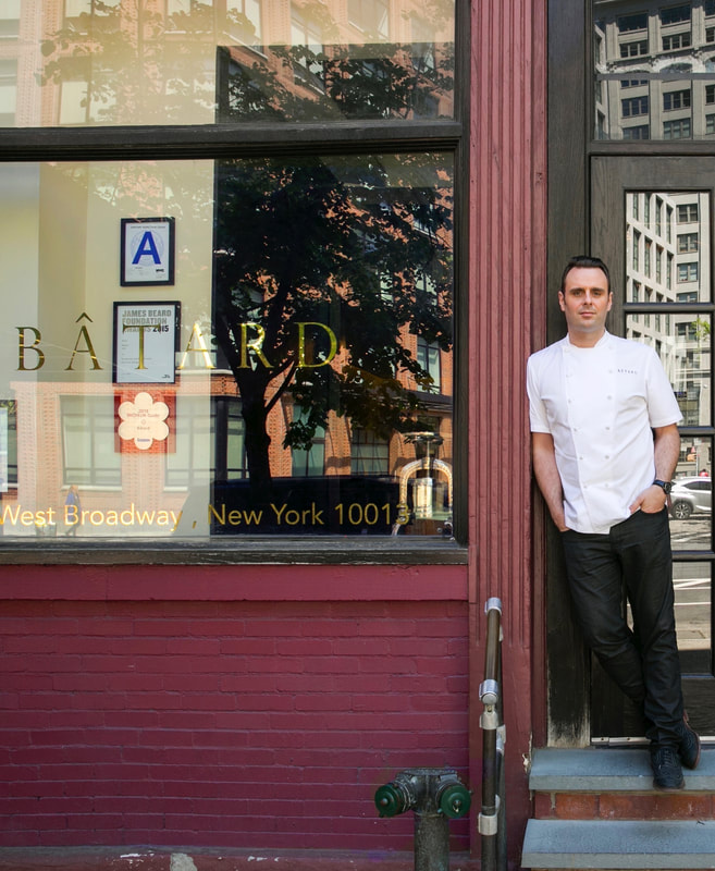 Bâtard NY - Cuisine Inspired - Photo Artur Ram