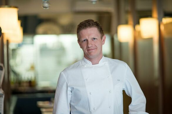 Aureole Restaurant - Executive Chef Christopher Engel - Photography courtesy of Aureole for Cuisine Inspired