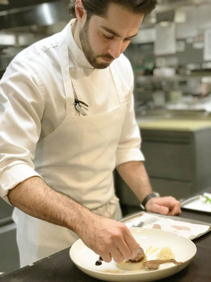 Joe Anthony - Chef de Cuisine at Gabriel Kreuther - Cuisine Inspired