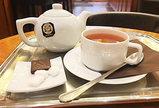 Tea and Chocolate, La Maison du Chocolat, NYC - Cuisine Inspired