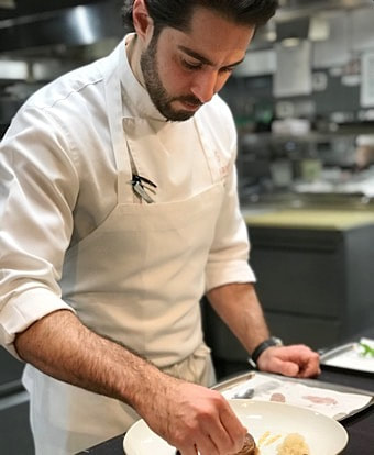 Joe Anthony ​Chef de Cuisine ​ Gabriel Kreuther, NYC - Cuisine Inspired