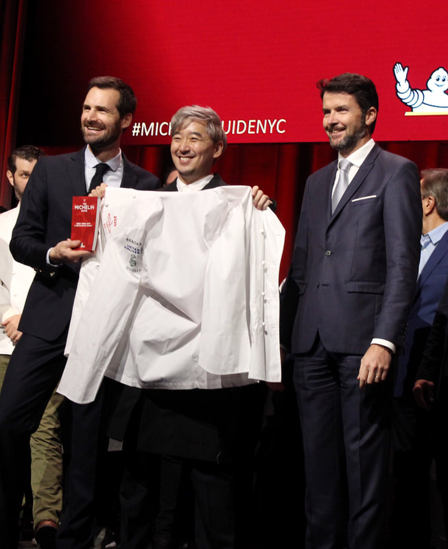 2020 Michelin Guide Star Revelation Ceremony NYC & Westchester County - Cuisine Inspired