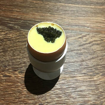 Egg Caviar recipe by Cuisine Inspired