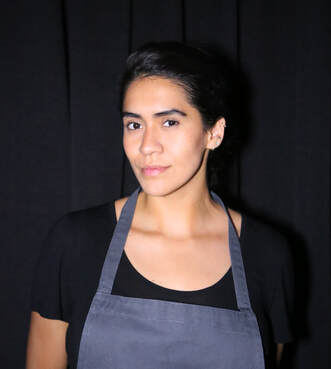 Chef Daniela Soto-Innes, Cosme, NY - Photo : Kelt T.